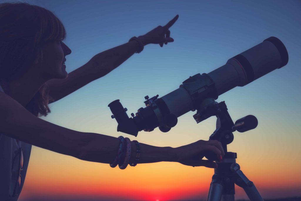 telescopios para principiantes
